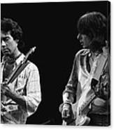 In The Moment With Bad Company 1977 Canvas Print