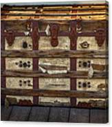 In This Old Chest Canvas Print