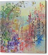 In Your Wildest Dreams Canvas Print