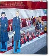 Inauguration Parade 2013 Canvas Print