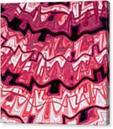 Incan Pattern Canvas Print