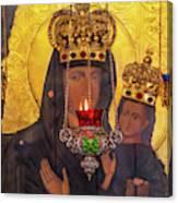 Incense Burners Saint Nicholas Church Canvas Print