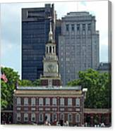 Independence Hall Canvas Print