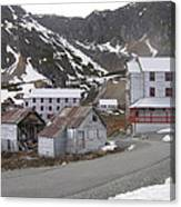 Independence Mine Canvas Print