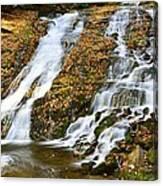 Indian Creek Falls Canvas Print