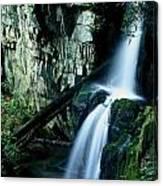 Indian Falls Canvas Print