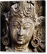 Indian Goddess Canvas Print