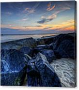 Indian River Inlet Canvas Print
