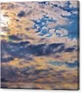 Indiana Sky Canvas Print