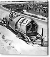 Indianapolis 500, 1912 Canvas Print