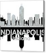 Indianapolis In 4 Canvas Print