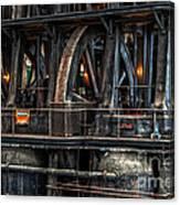 Industrial 4 Canvas Print