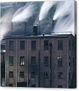Dark Satanic Mill Canvas Print
