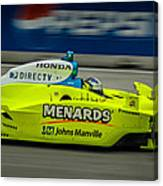 Indy Car 20 Canvas Print