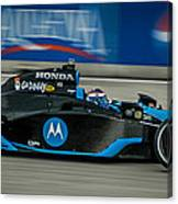Indy Car 7 Canvas Print