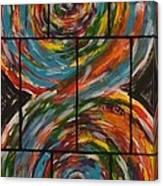 Infinit Colors Canvas Print