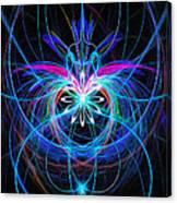 Infinite Heart Canvas Print