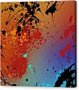 Infinite M Panel #2 Canvas Print