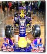 Infiniti Red Bull Formula One Racing Car  Canvas Print