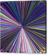 Infinity Abstract Canvas Print