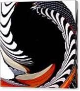 Infinity Dancer 8 Canvas Print