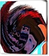 Infinity Mask 5 Canvas Print