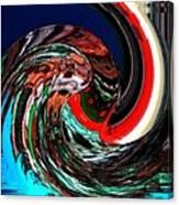 Infinity Water Sprite 1 Canvas Print