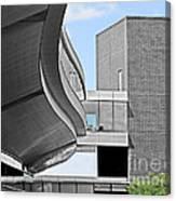 Information Technology Building Canvas Print
