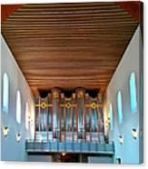 Ingelheim Organ Canvas Print