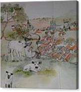 Inges Netherland Album Canvas Print
