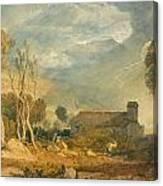 Ingleborough From Chapel-le-dale Canvas Print