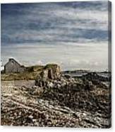 Inishbofin Island Off The West Coast Of Ireland Canvas Print