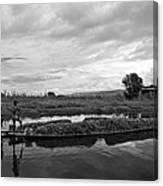 Inle Lake In Burma Canvas Print