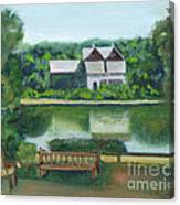 Inn At Lambertville Station Canvas Print