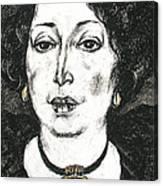Inna Canvas Print