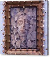 Inner Cacophany - Framed Canvas Print
