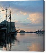 Inner Harbor610 Canvas Print