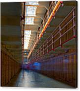 Inside Alcatraz Canvas Print