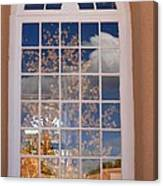Inside And Out Canvas Print