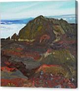 Inside Haleakala Canvas Print