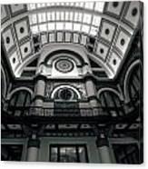 Inside Union Station Canvas Print