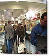 Inside World Famous Pawn Shop Canvas Print
