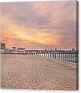 Inspirational Theater Old Orchard Beach  Canvas Print