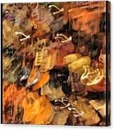 Instrument Abstract  Canvas Print