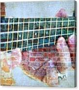 Instrumental Dreams. Canvas Print