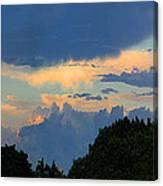 Interesting Sky Canvas Print