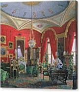 Interior Of The Winter Palace Canvas Print