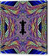 Interlinked Canvas Print