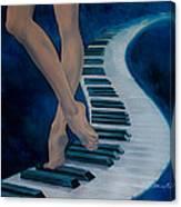 Intermezzo Canvas Print