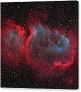 Interstellar Embryo  Ic 1848, The  Soul Canvas Print
